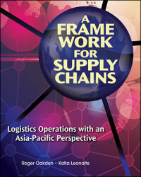 A Framework for Supply Chains – Logistics Operations with an Asia-Pacific Perspective
