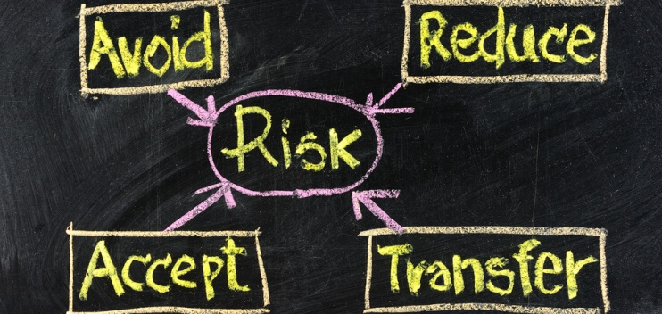 Risk management chart