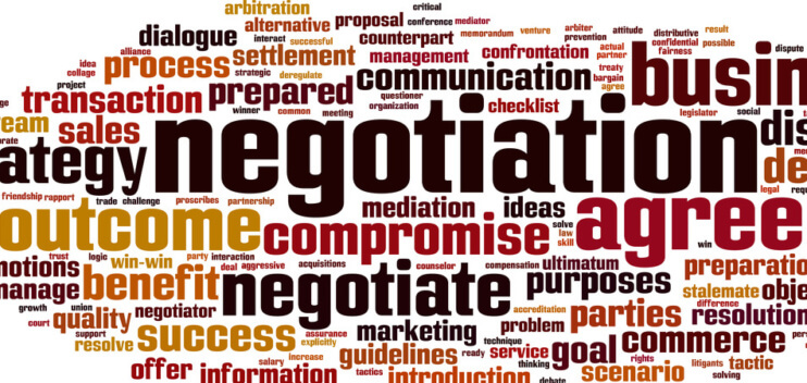 Negotiation concepts